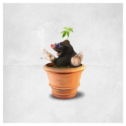 Pot ~ Wordless Animal Behaviour Cushion