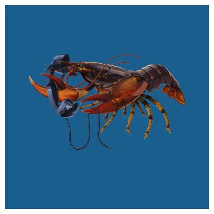 Calling Salvador ~ Colour Animal Behaviour Cushion