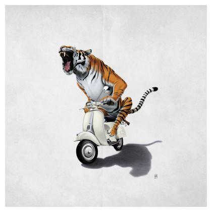 Rooooaaar! ~ Wordless Animal Behaviour Cushion