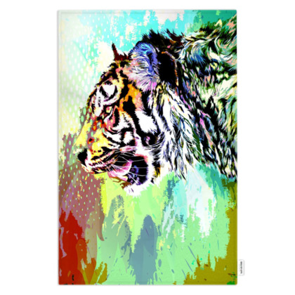 Sumatran Tiger Pet Blanket