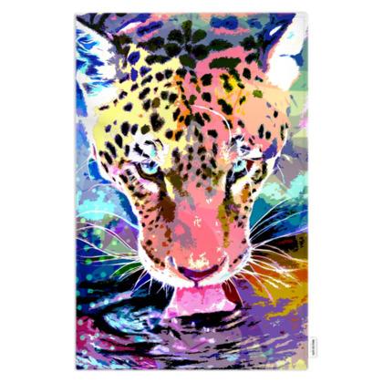 Jaguar Pet Blanket