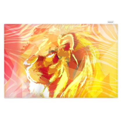 King of the Jungle Pet Blanket