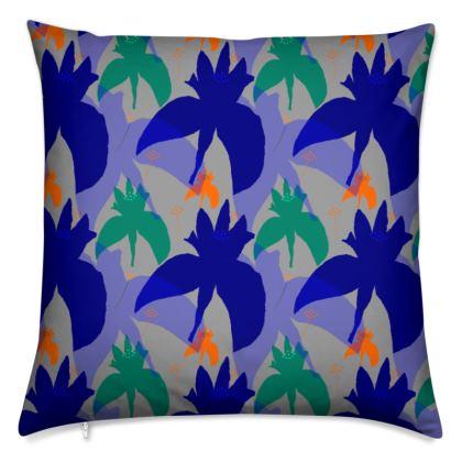 Soft Cushion. Iris