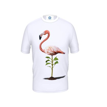 Planted ~ Wordless Animal Behaviour Cut and Sew T Shirt