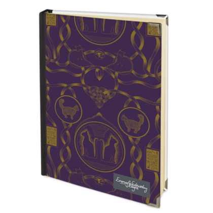 2018 Deluxe Egyptian Cat Diary