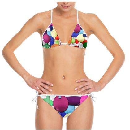 Bikini - Random Circles