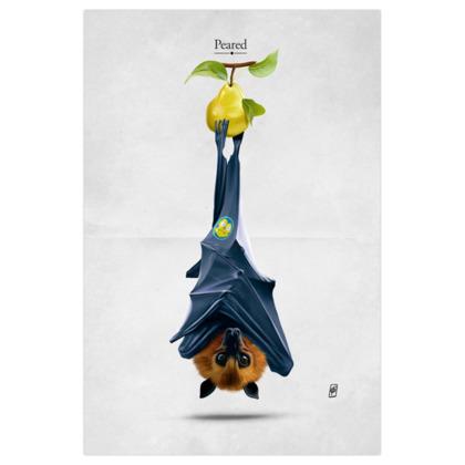 Peared ~ Title Animal Behaviour Art Print
