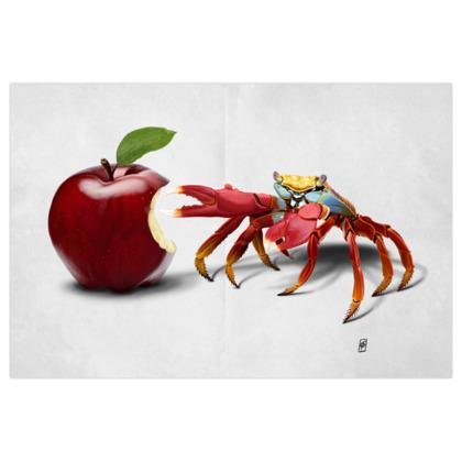 Core ~ Wordless Animal Behaviour Art Print