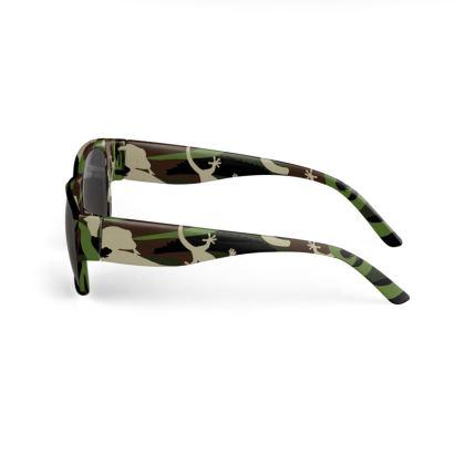 Sunglasses - Herpetology Camouflage