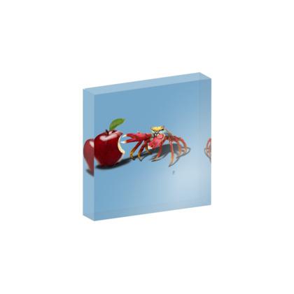 Core ~ Colour Animal Behaviour Acrylic Block