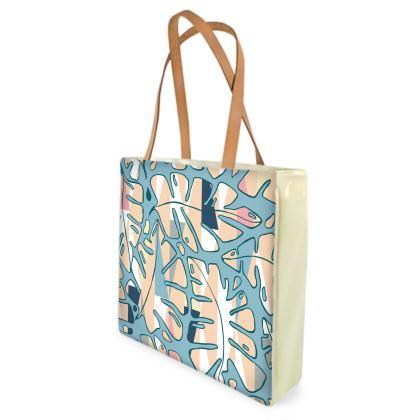 Hawaii Dawn beach bag