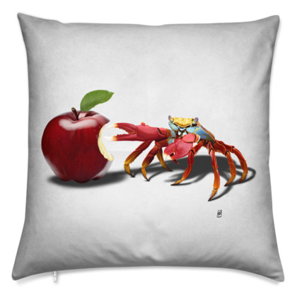 Core ~ Wordless Animal Behaviour Cushion