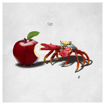 Core ~ Title Animal Behaviour Cushion