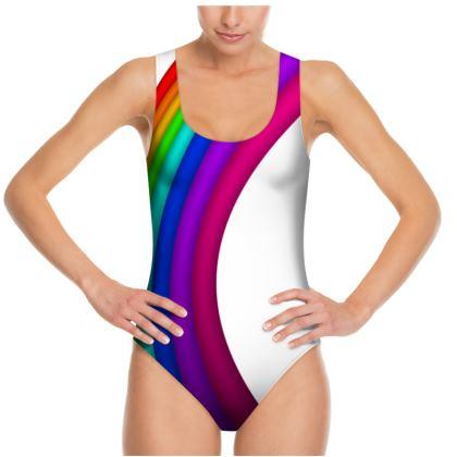 Swimsuit - Rainbow