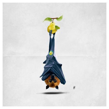 Peared ~ Wordless Animal Behaviour Cushion