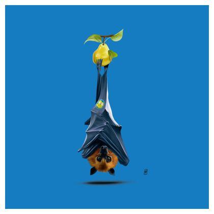 Peared ~ Colour Animal Behaviour Cushion