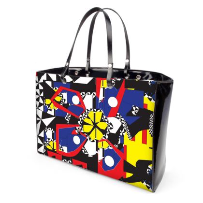 Mixed Colour Handbag