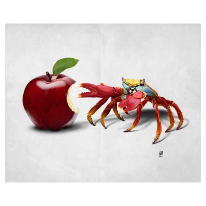 Core ~ Wordless Animal Behaviour Art Postcard
