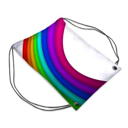 Swim Bag - Rainbow