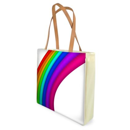 Beach Bag - Rainbow