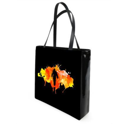 Beach Bag - Fire Man