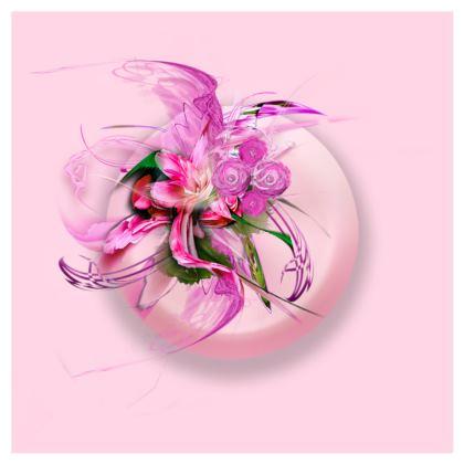 Cushion - Kudde - Pink dream pink
