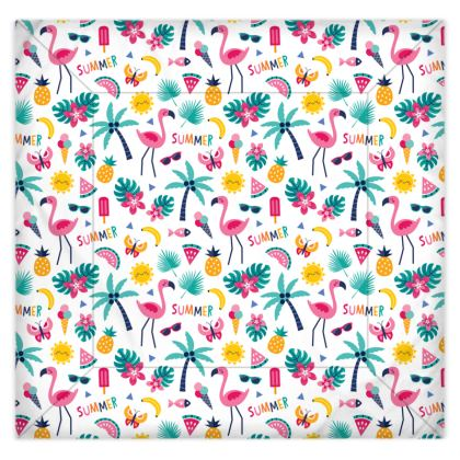 Flamingo Fiesta - Duvet Covers
