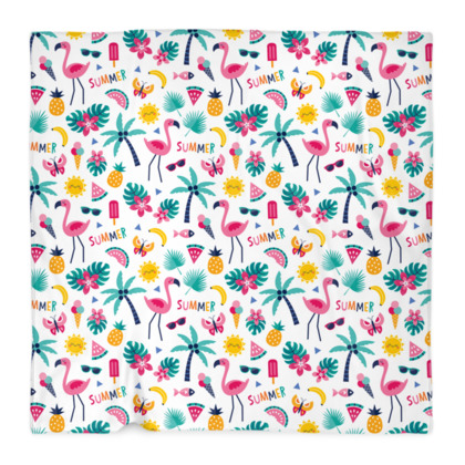 Flamingo Fiesta - Blanket