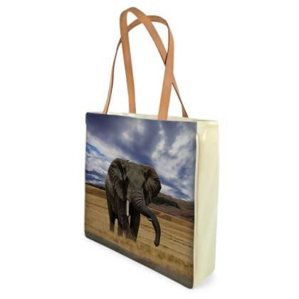 Beach Bag - Savannah Wildlife