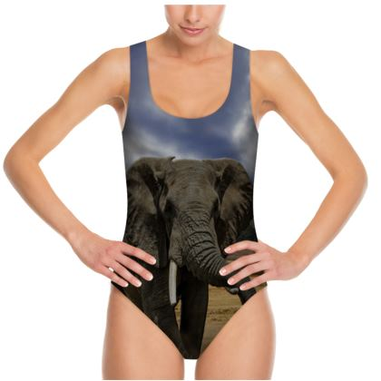 Swimsuit - Savannah Wildlife