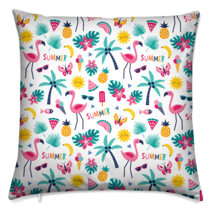 Flamingo Fiesta - Cushions