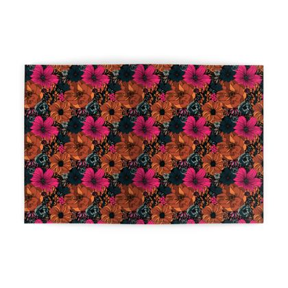 Floral Tropic Passport Cover