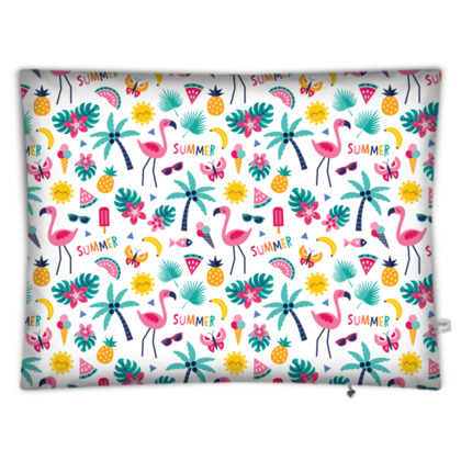 Flamingo Fiesta - Floor Cushions