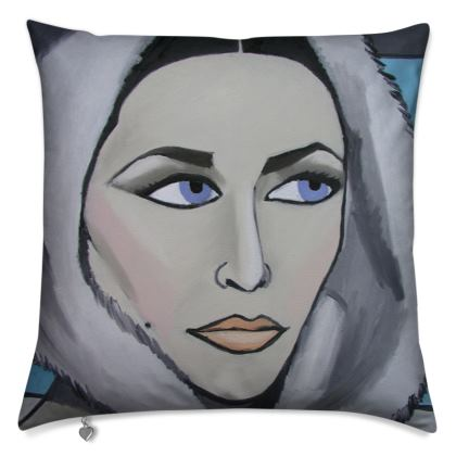 'High class' Icon cushion