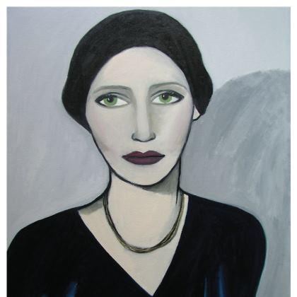 'Muse' Icon Icon cushion