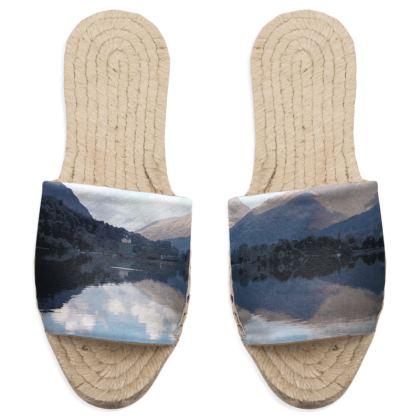 Sandal Espadrilles - Lake District