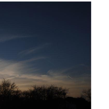 Men's Swimming Shorts - Low Sunset