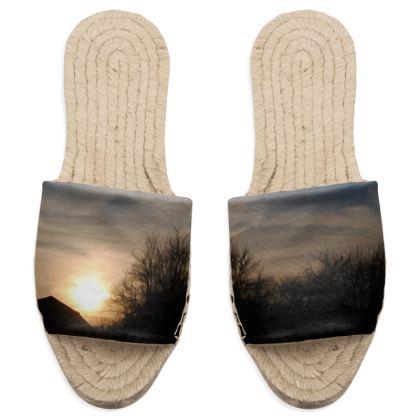 Sandal Espadrilles - Low Sunset