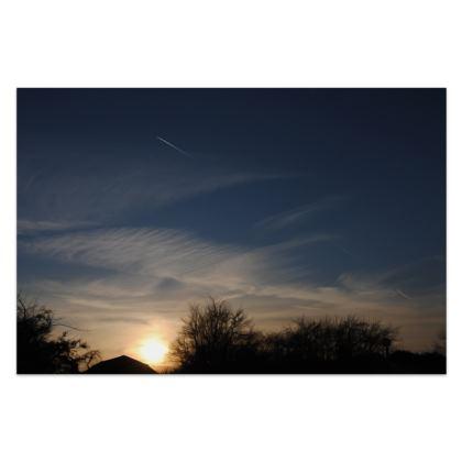 Sarong - Low Sunset
