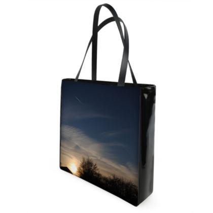 Beach Bag - Low Sunset