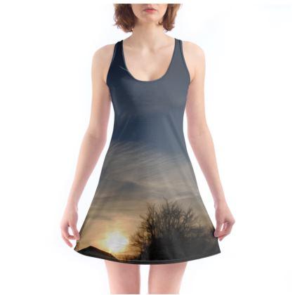 Beach Dress - Low Sunset