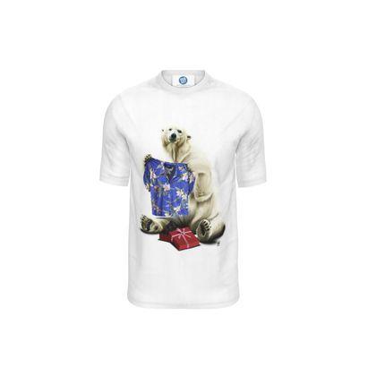 Cool! ~ Wordless Animal Behaviour Cut and Sew T Shirt
