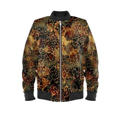 Blended Wilderness Bomber Jacket