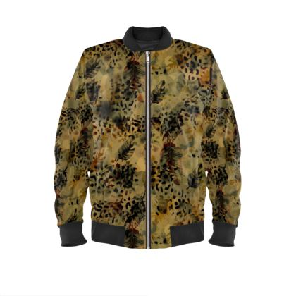 Blend in with Nature Bomber Jacket