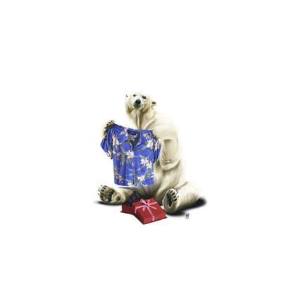 Cool! ~ Wordless Animal Behaviour Cut and Sew Vest