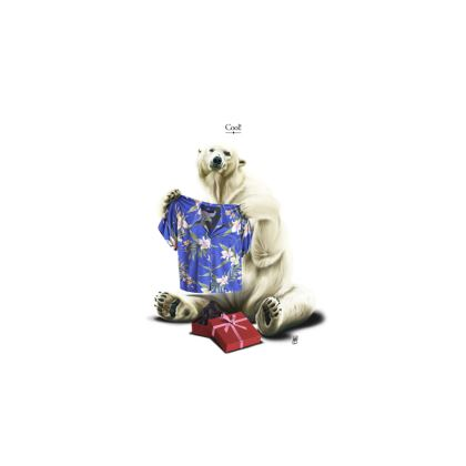 Cool! ~ Title Animal Behaviour Cut and Sew Vest