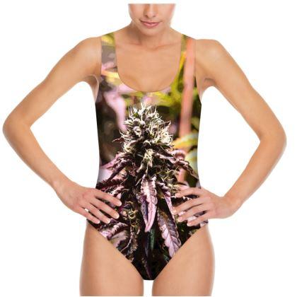 Swimsuit - Purple Haze