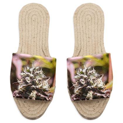 Sandal Espadrilles - Purple Haze