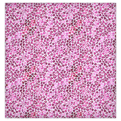Leopard Skin in Magenta Collection Duvet Covers USA