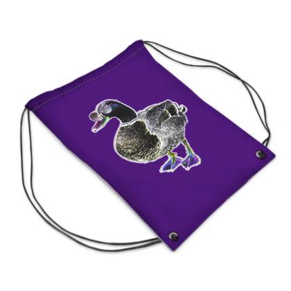 Swim Bag - Disco Duck